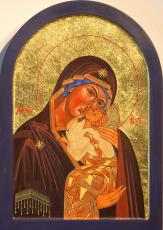 016 - Božja Mati z detetom