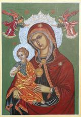017 - Bogorodica z Jezusom