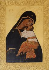 025 - Mati Božja z Jezusom