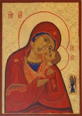 026 - Mati Božja z Jezusom