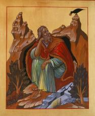 030 - Elija v puščavi