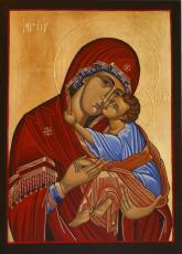 033 - Marija z Jezusom