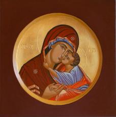 034 - Marija z Jezusom