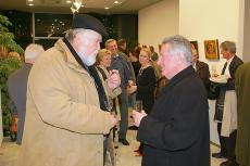 Razstava v galeriji Loterije Slovenije